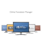 Online Translation Manager Guide – Edition 2011